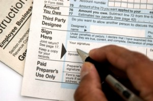 how to find out your tax file number online